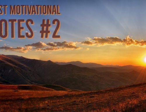 Motivational Quotes #2