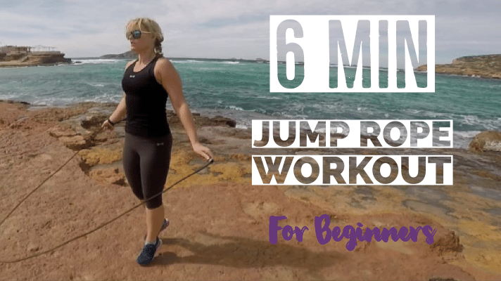 6 Minute Jump Rope Workout For Beginners