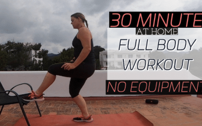 Full body Workout at Home: 30 Minute Calorie Burn
