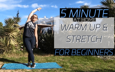 5 Minute Warm Up For Beginners