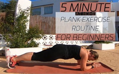 Plank Exercise Routine For Beginners