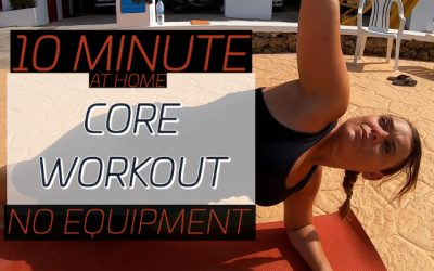 10 Minute Core Workout: Shape and Strengthen