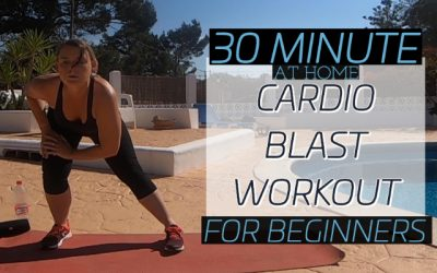 30 Minute Cardio Blast Workout