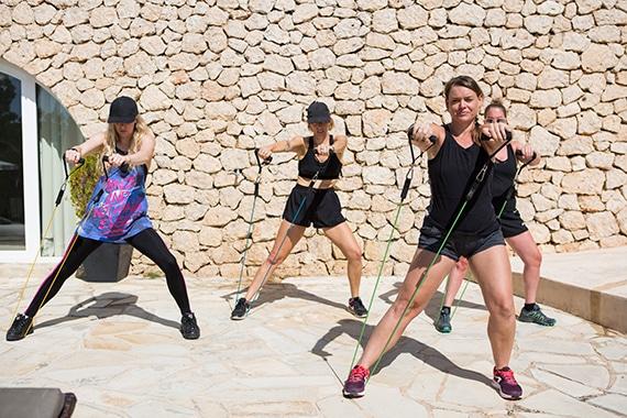 Ibiza Fitness classes